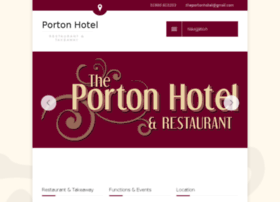 theportonhotel.co.uk
