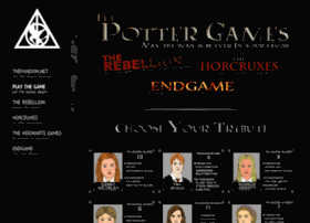 thepottergames.com