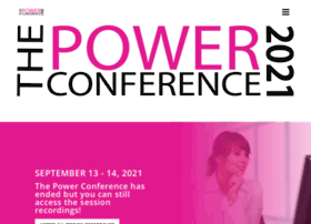 thepowerconference.com