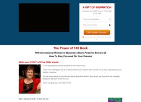 thepowerof100book.com