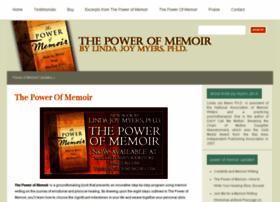 thepowerofmemoir.com