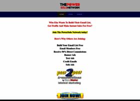 thepowersolonetwork.com