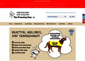 theprancingdog.co.uk