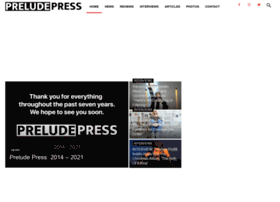 thepreludepress.com