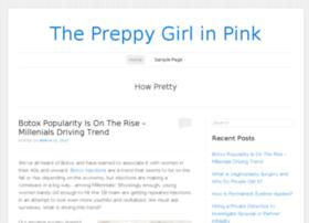 thepreppygirlinpink.com