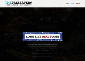 thepreservery.com