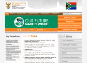 thepresidency-dpme.gov.za