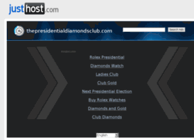 thepresidentialdiamondsclub.com