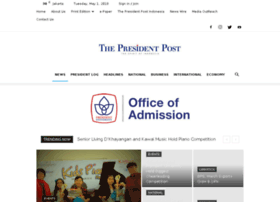 thepresidentpost.com