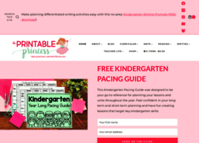 theprintableprincess.com