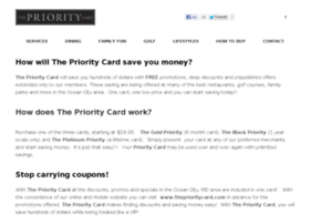 theprioritycard.com