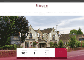 theprioryinn.co.uk