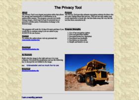 theprivacytool.com