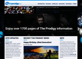theprodigy.info