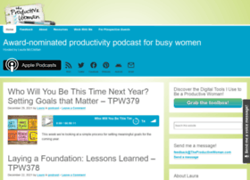 theproductivewoman.com