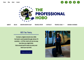 theprofessionalhobo.com