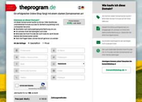 theprogram.de