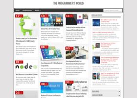 theprogrammersworld.blogspot.in