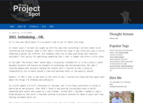 theprojectspot.com