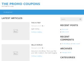 thepromocoupons.com
