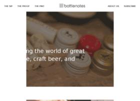 theproof.bottlenotes.com