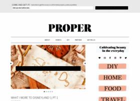theproperblog.com