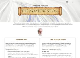 thepropheticscroll.org