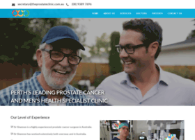 theprostateclinic.com.au