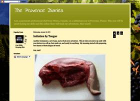 theprovencediaries.blogspot.fr