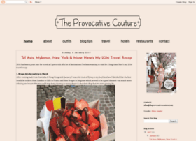 theprovocativecouture.com