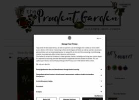 theprudentgarden.blogspot.com