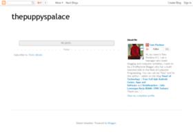 thepuppyspalace.blogspot.com