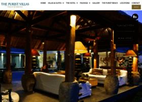 thepuristvillas.com