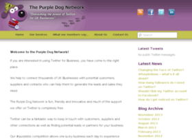 thepurpledog.co.uk