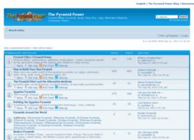 thepyramidpower.com