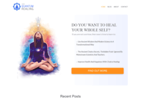 thequantumhealing.com