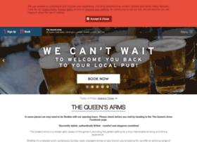thequeensarmskensington.co.uk
