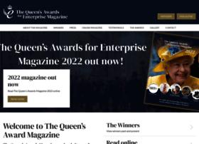 thequeensawardsmagazine.com