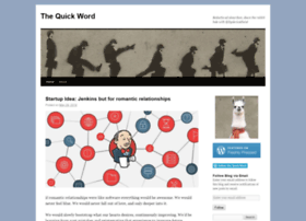 thequickword.wordpress.com