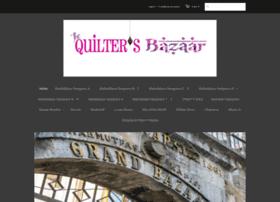 thequiltersbazaar.com