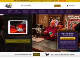 thequiltshow.com