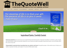 thequotewell.com