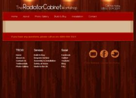 theradiatorcabinetworkshop.co.uk