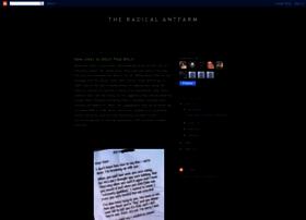 theradicalantfarm.blogspot.com