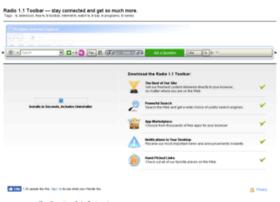 theradio11toolbar.toolbar.fm