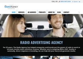 Theradioagency.com
