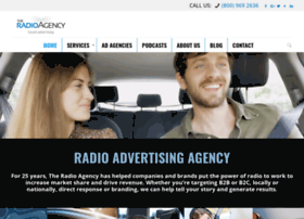 theradioagency.com