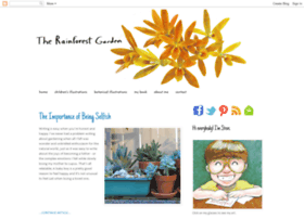 therainforestgarden.com