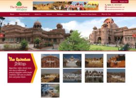 therajasthanholidays.com