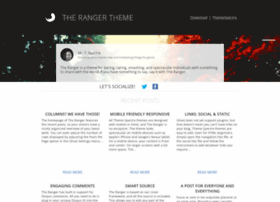 theranger.themespectre.com